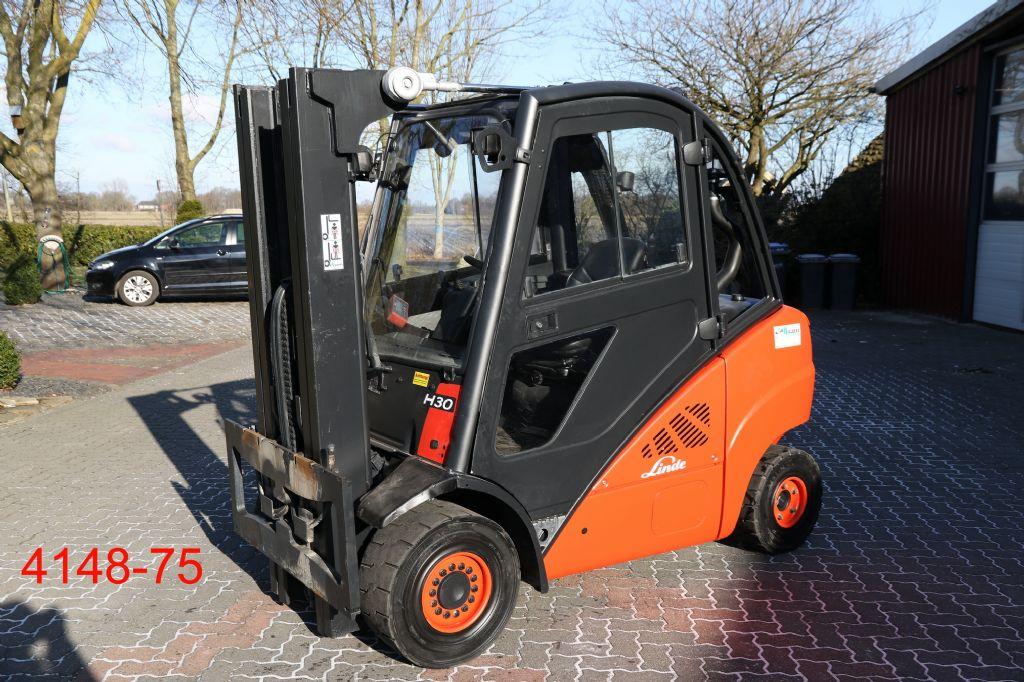 Linde-H 30 D 01-Dieselstapler-http://www.heftruckcentrumemmen.nl