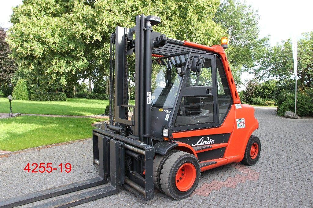 Linde-H 80 D 900 - 03-Dieselstapler-http://www.heftruckcentrumemmen.nl