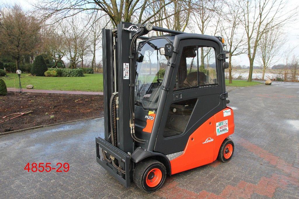 Linde-H 20 T 01-Treibgasstapler-http://www.heftruckcentrumemmen.nl