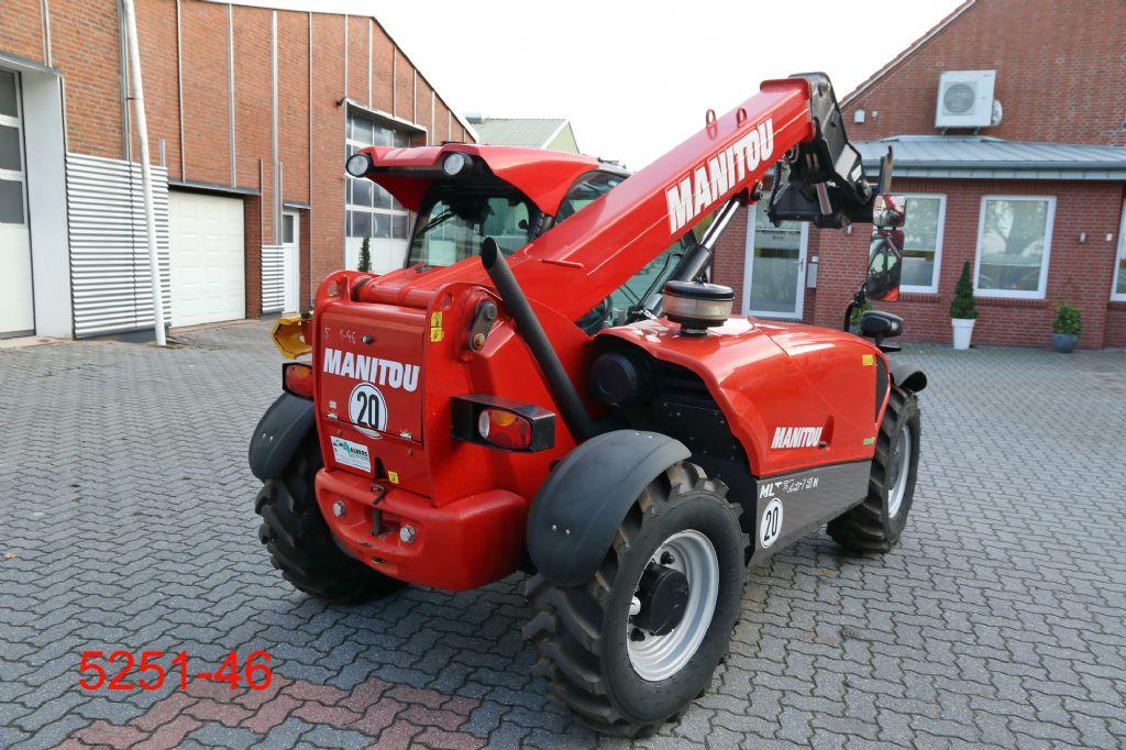 Manitou-MLT 625 75 Premium-Teleskopstapler starr-www.heftruckcentrumemmen.nl