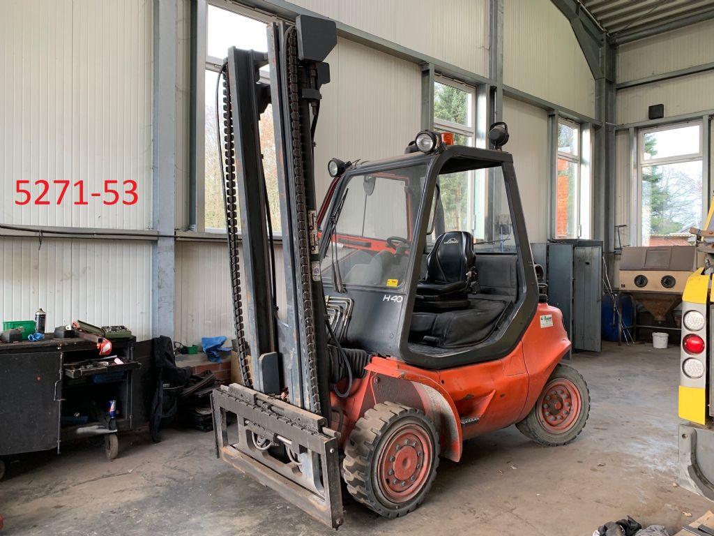 Linde-H 40 T 04-Treibgasstapler-http://www.heftruckcentrumemmen.nl