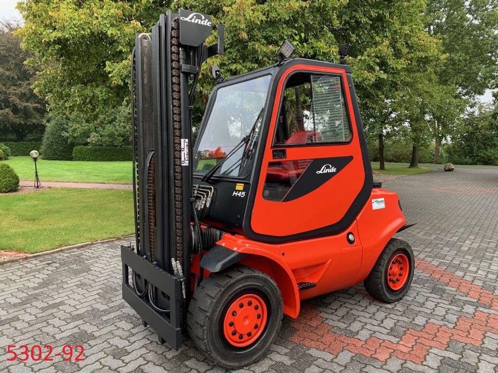 Linde-H 45 D 04-Dieselstapler-http://www.heftruckcentrumemmen.nl