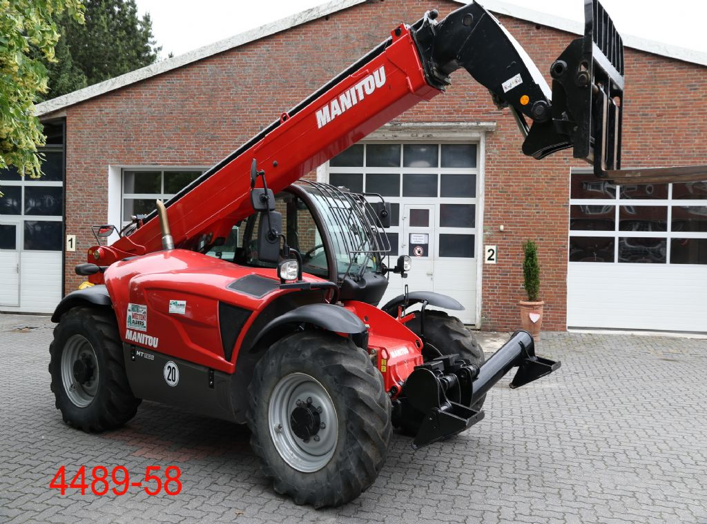 Manitou-MT 1335 ST 3 B-Teleskopstapler starr-www.heftruckcentrumemmen.nl