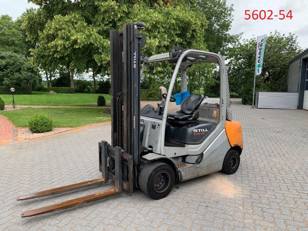 Still-RX 70 - 30 T-Treibgasstapler-http://www.heftruckcentrumemmen.nl