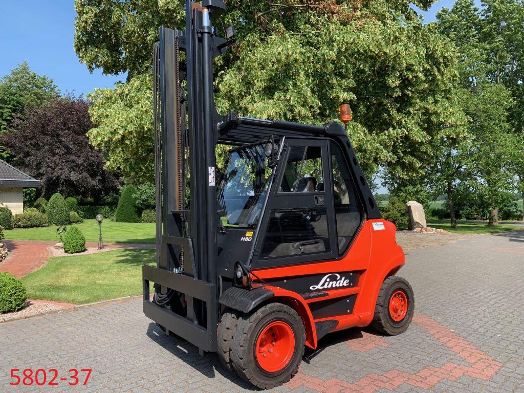 Linde-H 80 D 02-Dieselstapler-http://www.heftruckcentrumemmen.nl