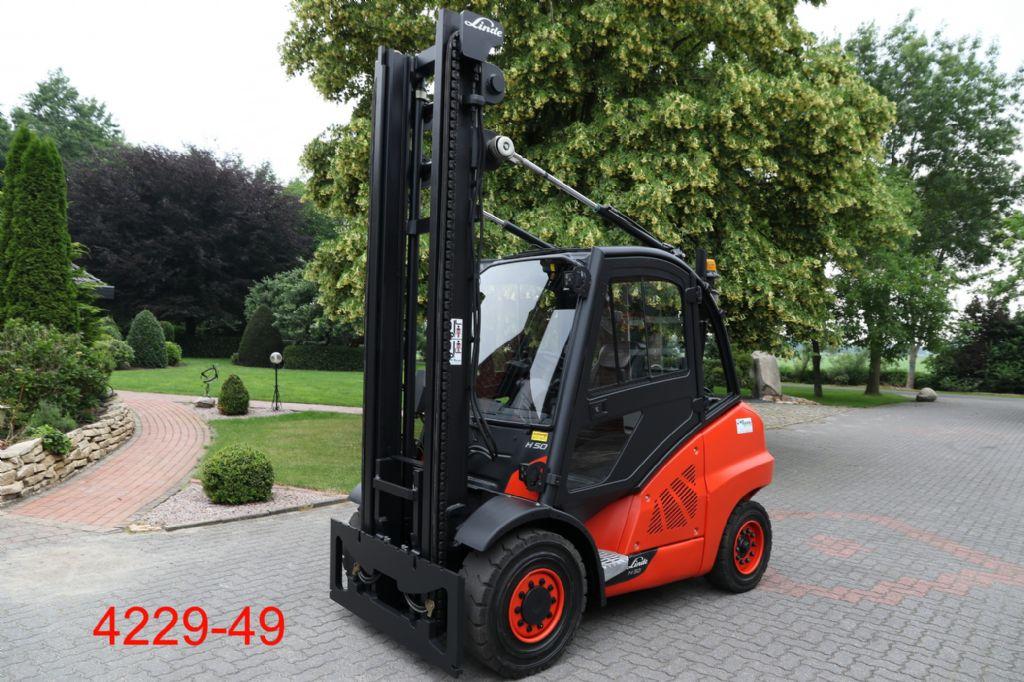 Linde-H 50 D 01 600-Dieselstapler-http://www.heftruckcentrumemmen.nl
