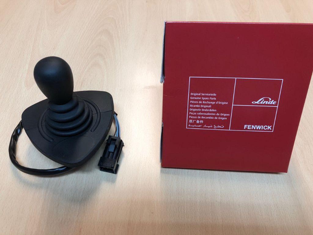 Linde-Joystick Zentralhebel-Elektrische Steuerungen und Komponenten-http://www.heftruckcentrumemmen.nl