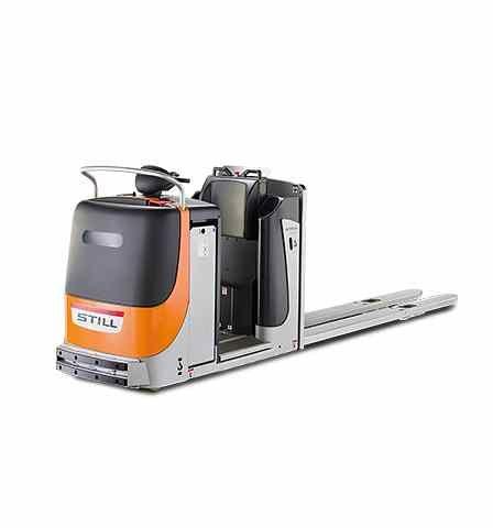 Still CX bis zu 2000 kg Niederhubkommissionierer www.blackforxx.com