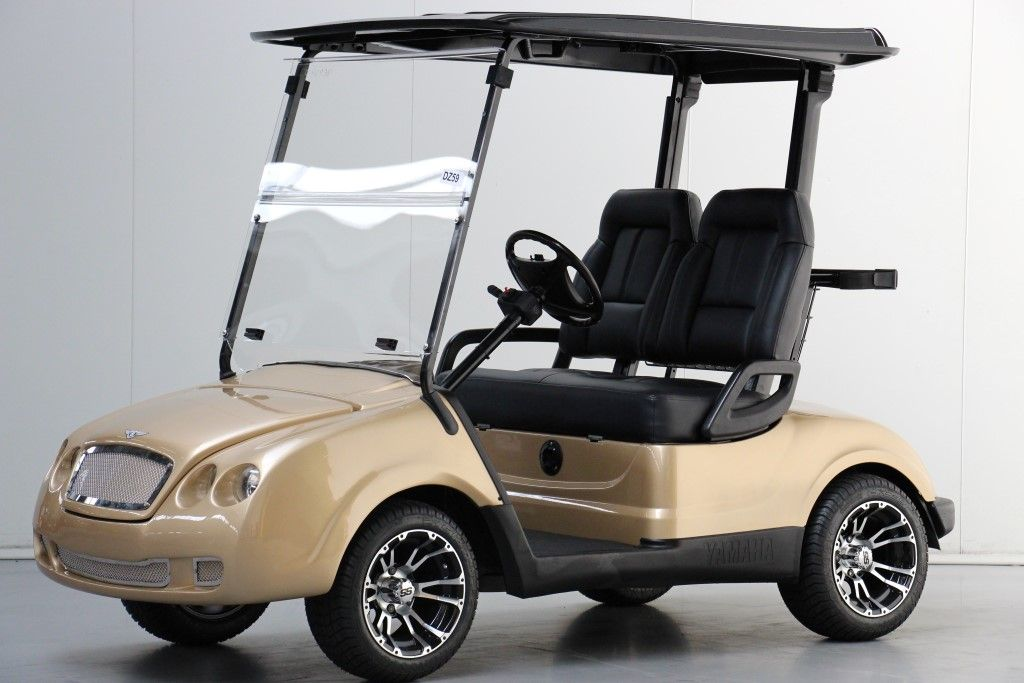 Yamaha-Bentley-Golf Cart http://www.bsforklifts.com