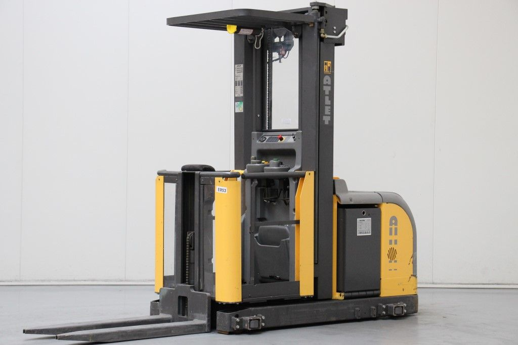 Atlet-OPH100-High Level Order Picker http://www.bsforklifts.com