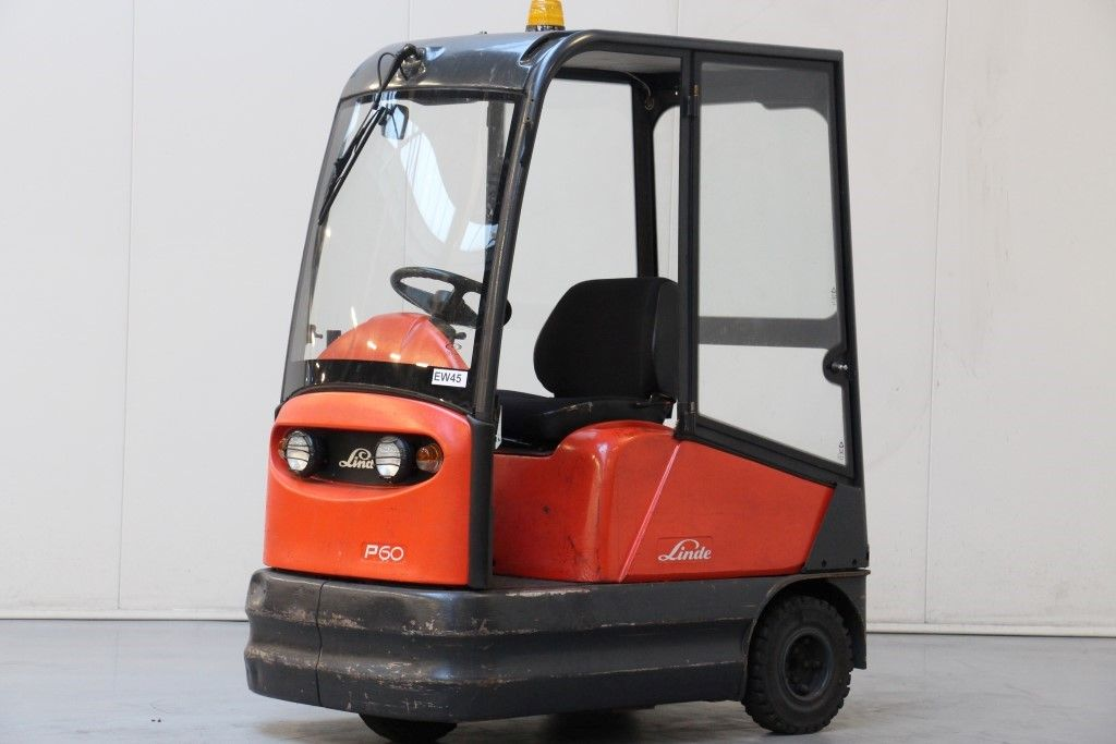 Linde-P60Z-Tow Tractor http://www.bsforklifts.com