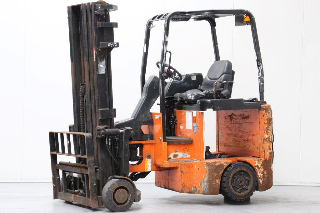 Bendi-BE3050-Electric 4-wheel forklift http://www.bsforklifts.com