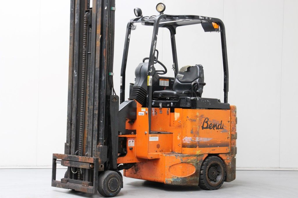 Bendi-BE40-Electric 4-wheel forklift http://www.bsforklifts.com