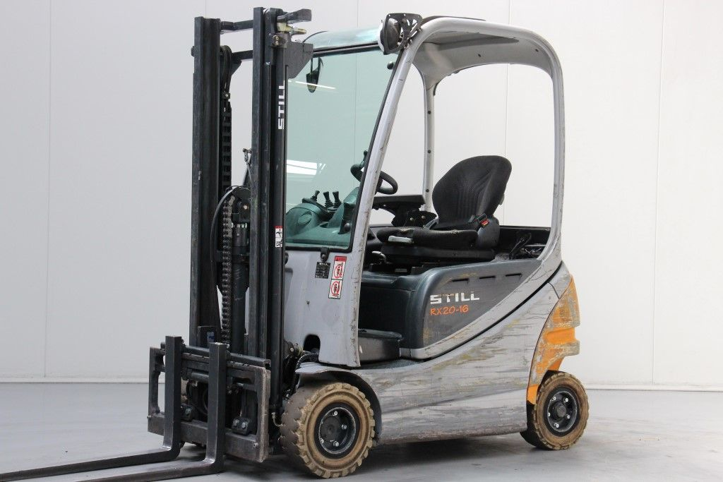 Still-RX20-16P-Electric 4-wheel forklift http://www.bsforklifts.com