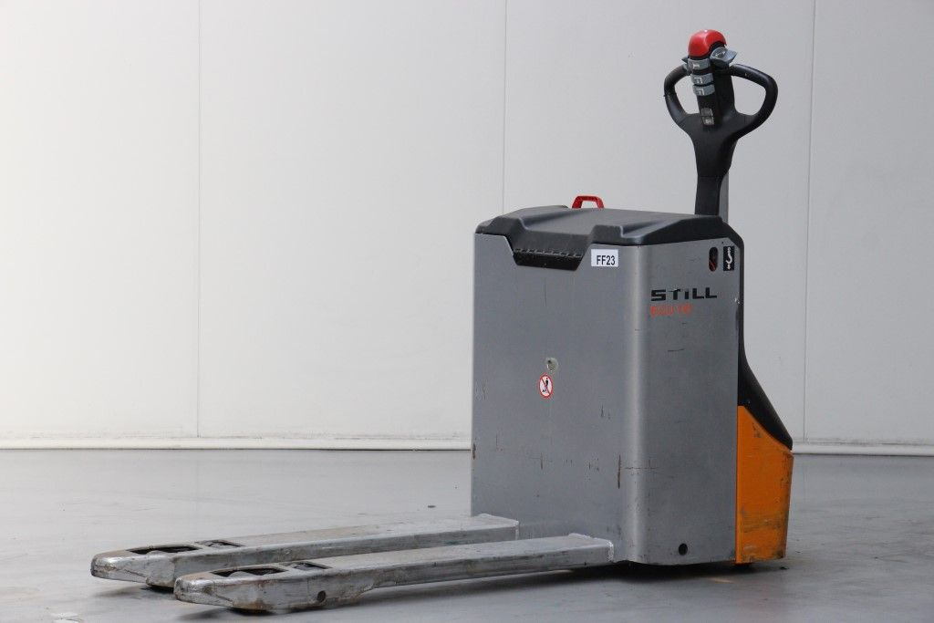 Still-ECU16-Electric Pallet Truck http://www.bsforklifts.com