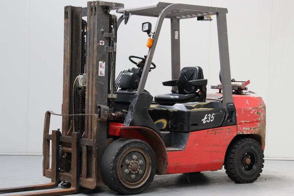 EP-FG35T -LPG Forklifts http://www.bsforklifts.com