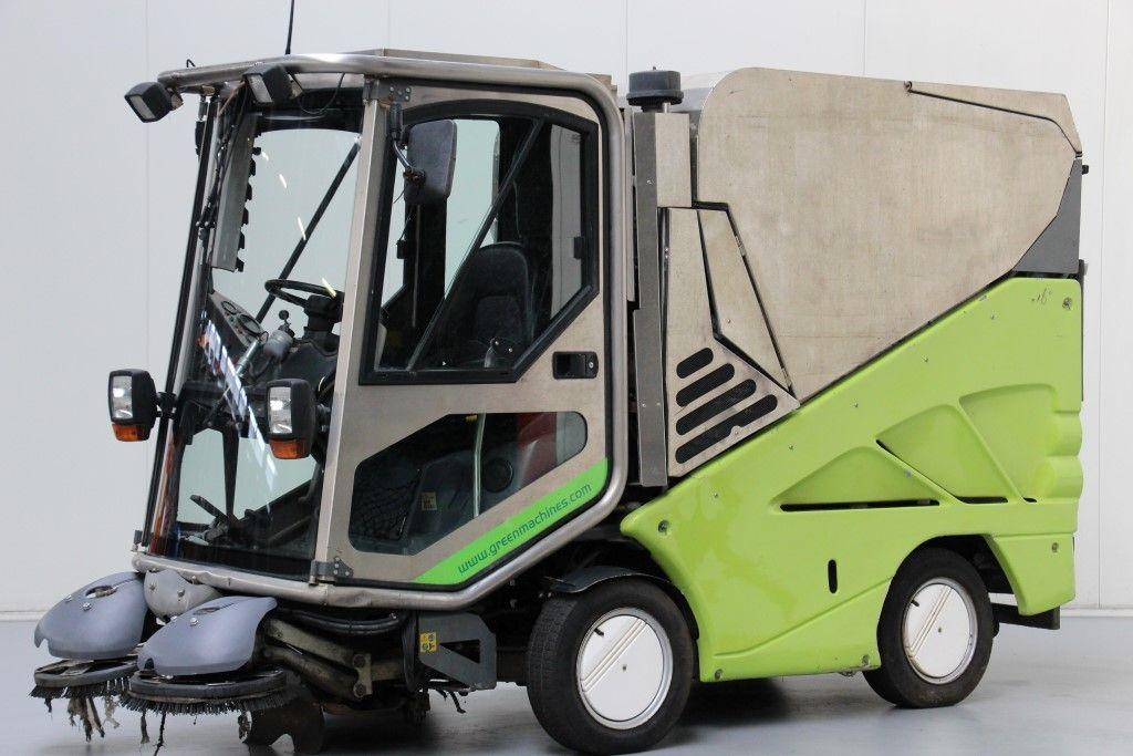Applied Sweeper-636-Straatreinigingsmaschine http://www.bsforklifts.com