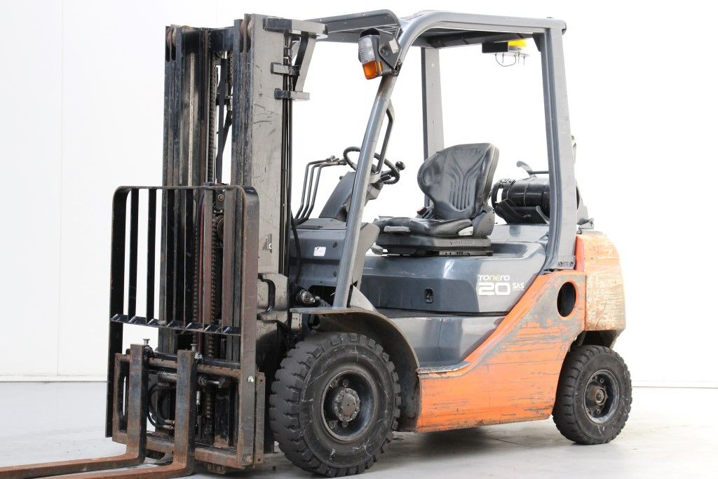 Toyota-02-8FGF20-LPG Forklifts http://www.bsforklifts.com