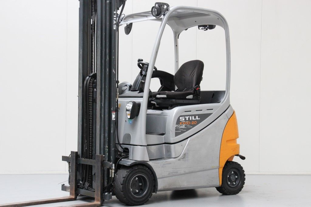 Still-RX60-20 -Electric 4-wheel forklift http://www.bsforklifts.com