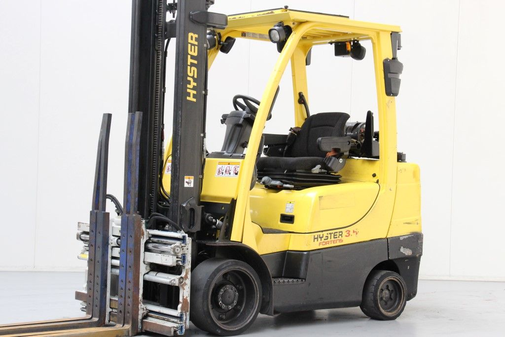 Hyster-S3.5FT-LPG Forklifts http://www.bsforklifts.com