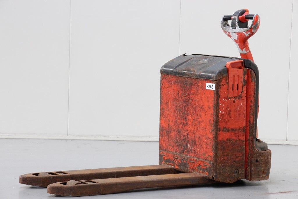 Linde-T16-Electric Pallet Truck http://www.bsforklifts.com