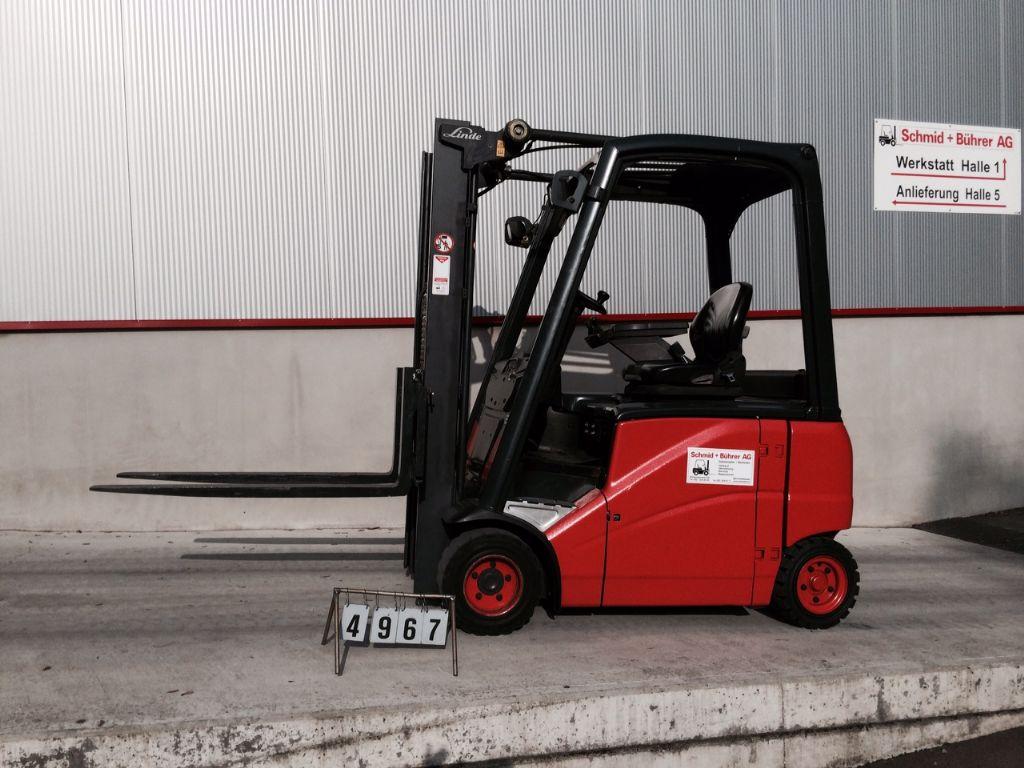 Linde-E18PH-00-Elektro 4 Rad-Stapler-www.sbstapler.ch