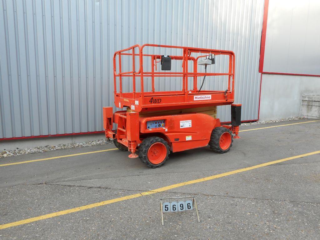 Haulotte-Compact 10DX-Scherenarbeitsbühne-www.sbstapler.ch