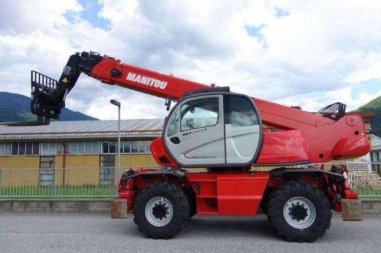 Manitou-MRT 2540+ EU35Km/h-Teleskopstapler drehbar-http://www.domnick-mueller.de