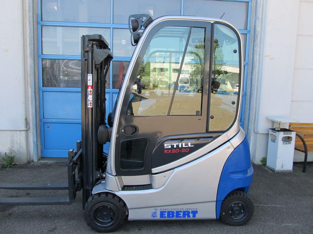 Still-RX 20-20-Elektro 4 Rad-Stapler-http://www.staplerservice-ebert.de
