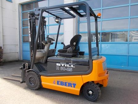 Still-R60-25 Li-Elektro 4 Rad-Stapler-http://www.staplerservice-ebert.de