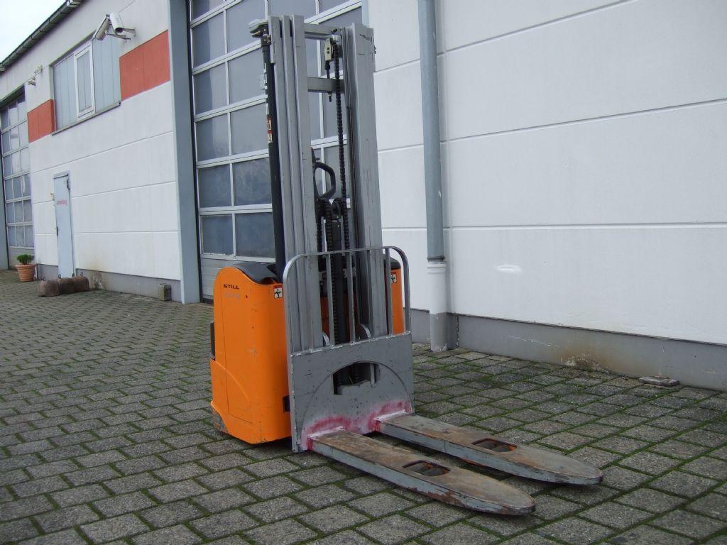 Still-EGV16 (nur 677 Stunden)-Hochhubwagen-www.eo-stapler.de