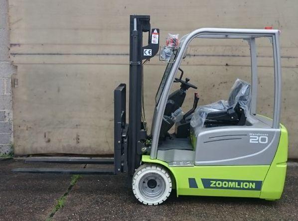 Zoomlion-FE 20 Tele 3000-Elektro 3 Rad-Stapler-www.eo-stapler.de