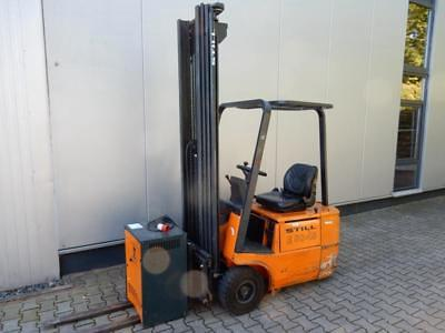 Still-R50-15-Elektro 3 Rad-Stapler-http://www.eundw.com