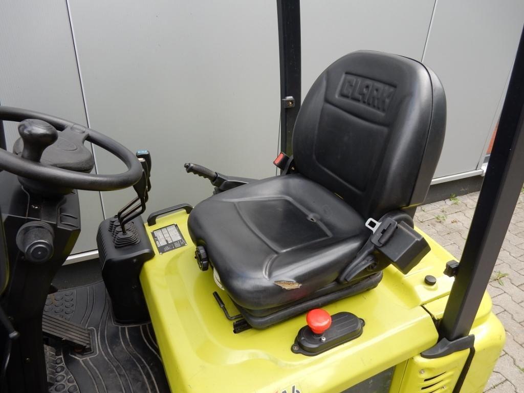 Clark-GTX16-Elektro 3 Rad-Stapler-http://www.eundw.com