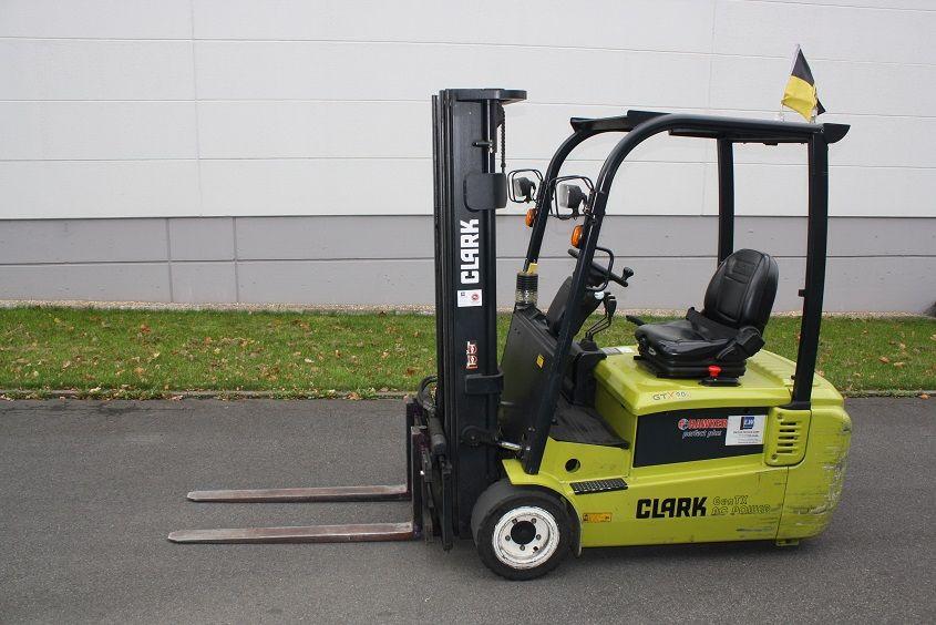 Clark-GTX20S-Elektro 3 Rad-Stapler-http://www.eundw.com