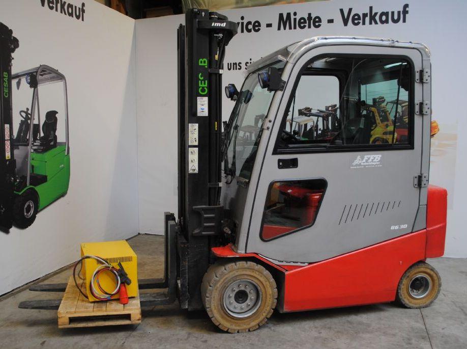 Cesab-B630-Elektro 4 Rad-Stapler-http://www.ffb-gabelstapler.de