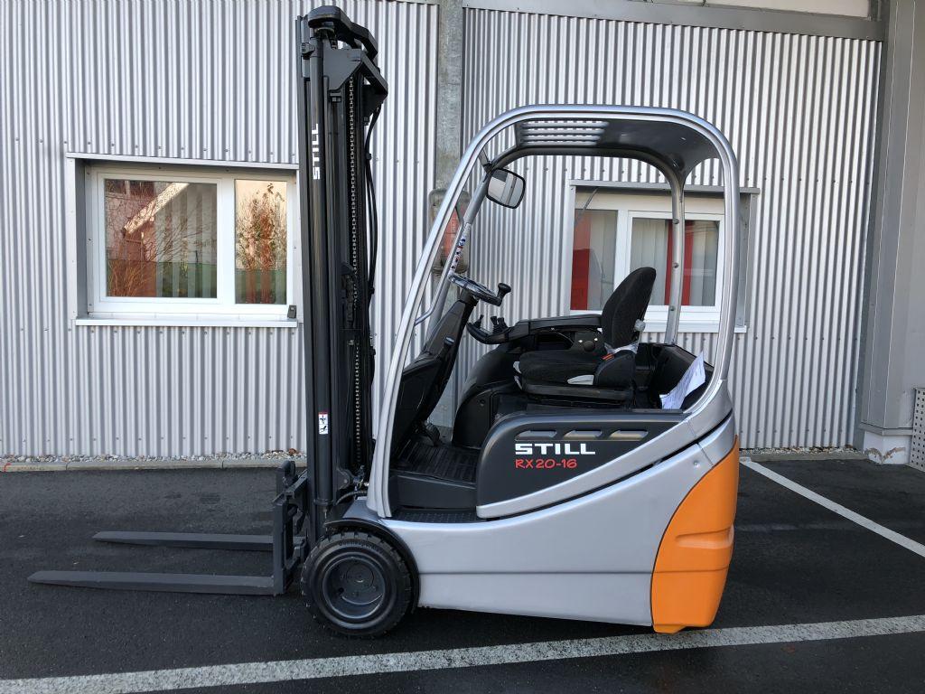 Still-RX 20-16-Elektro 3 Rad-Stapler-http://www.fiegl-foerdertechnik.de