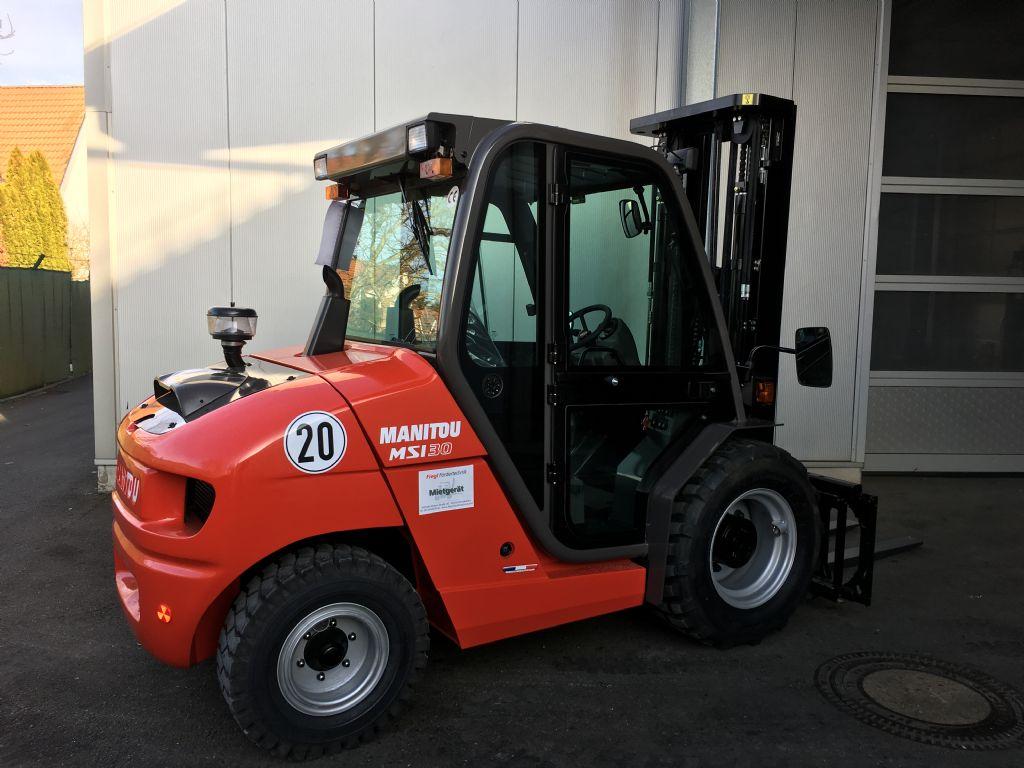 Manitou-MSI 30 T-Dieselstapler-http://www.fiegl-foerdertechnik.de