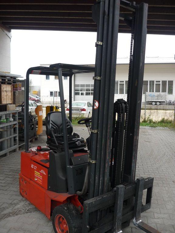 Linde-E 12 Z - 02-Elektro 3 Rad-Stapler-http://www.fischer-gabelstapler.de