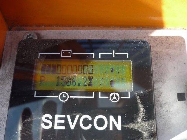 Bison-MS-C 2004      E25TV-Elektro Seitenstapler-http://www.fischer-gabelstapler.de