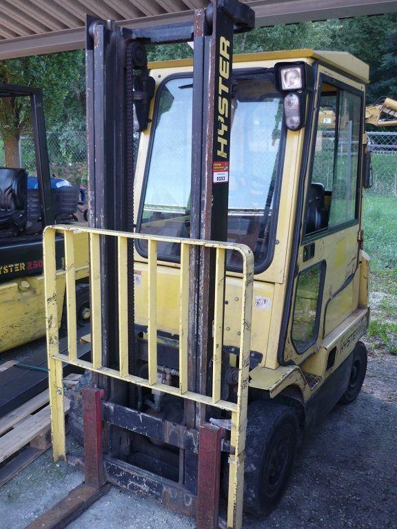 Hyster-H 1.50 XM-Dieselstapler-http://www.fischer-gabelstapler.de