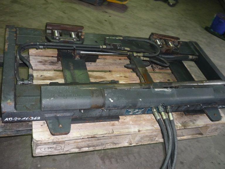 Kaup-4 T 466-Zinkenverstellgerät-http://www.fischer-gabelstapler.de