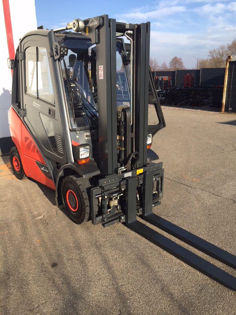 Linde-H 20 D/600 -02 EVO Triplex -Dieselstapler-www.fleischmann-foerdertechnik.de