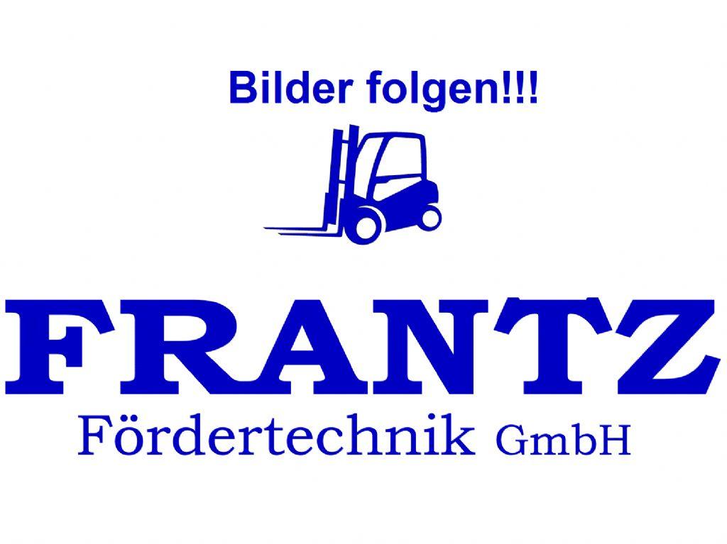 Stöcklin EDS 1000 Deichselstapler www.frantz-foerdertechnik.de