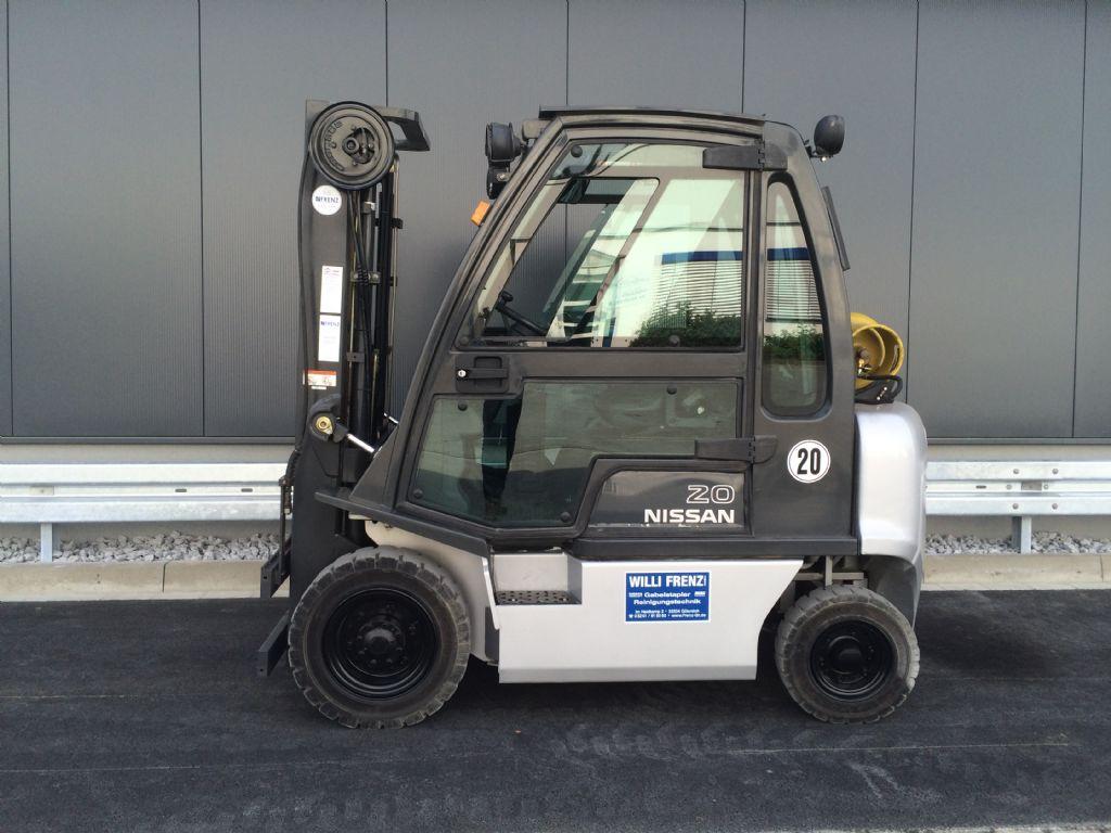 Nissan-U1D2A20LQ-Treibgasstapler-http://www.frenz-gabelstapler.de
