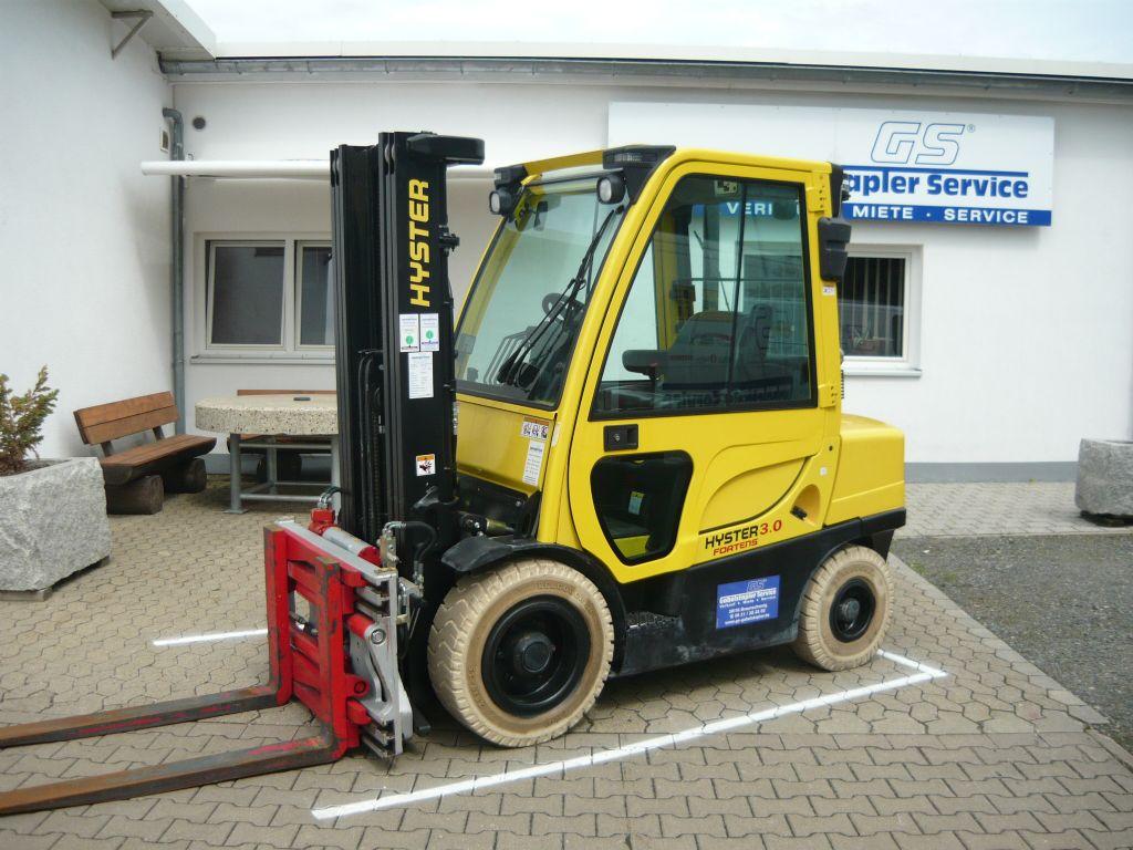 Hyster-H 3.00 FT A+-Dieselstapler-http://www.gs-gabelstapler.de
