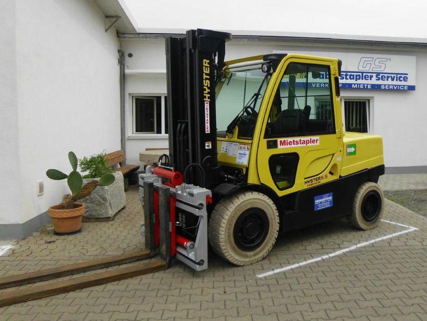 Hyster-H 5.5 FT-Dieselstapler-http://www.gs-gabelstapler.de