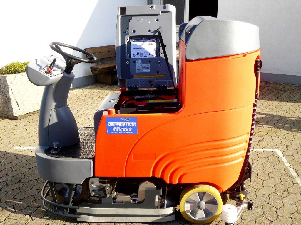 Hako-Hakomatic B 750-Kehrmaschinen-http://www.gs-gabelstapler.de