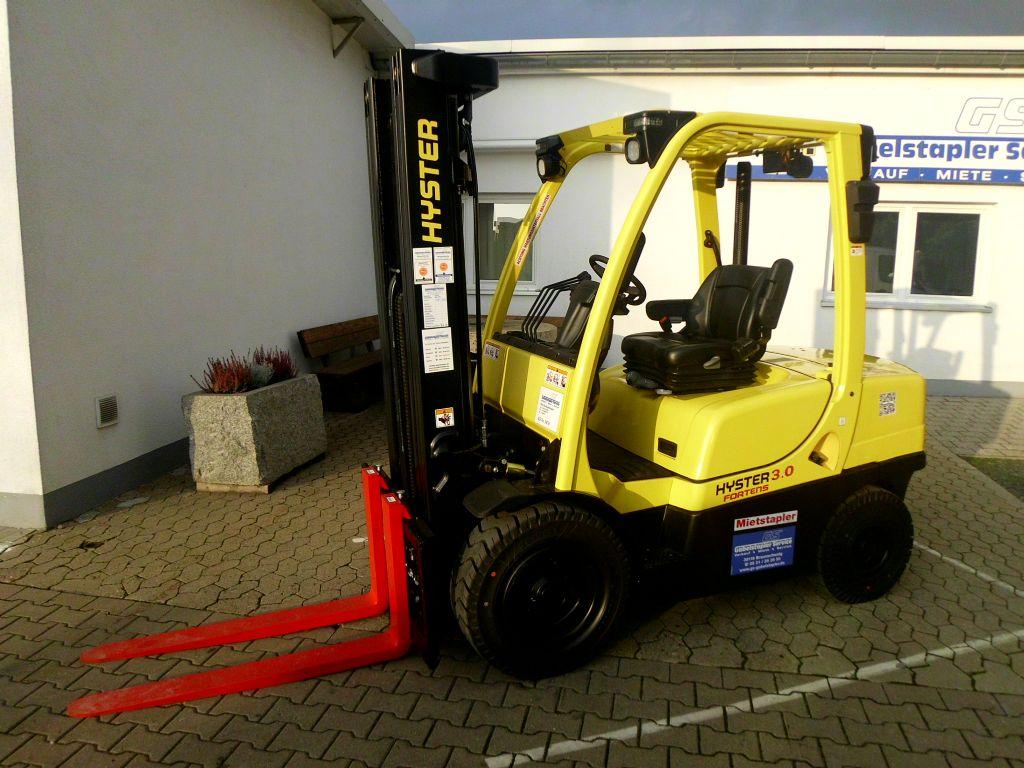 Hyster-H 3.00 FT-Dieselstapler-http://www.gs-gabelstapler.de