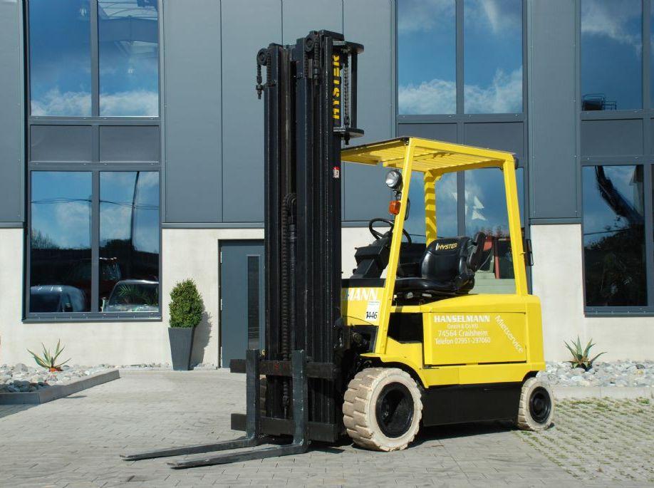 Hyster-J 3.20XM-Elektro 4 Rad-Stapler-http://www.hanselmann.de